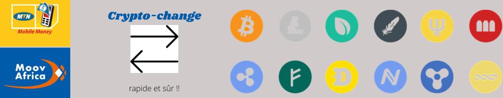 acheter et vendre du bitcoin et autres crypto au benin au togo au monde instantanement