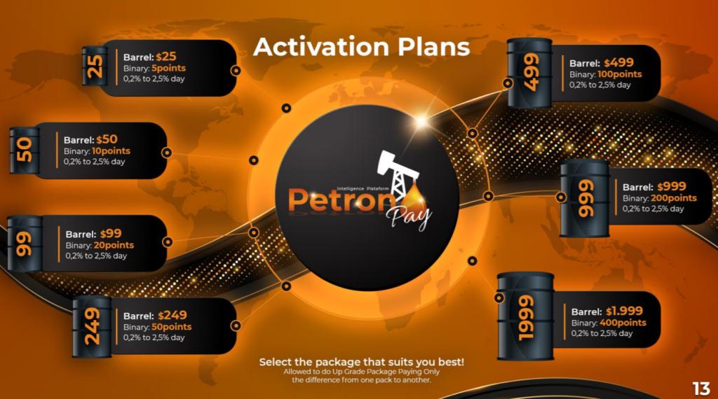 petronpay business oil